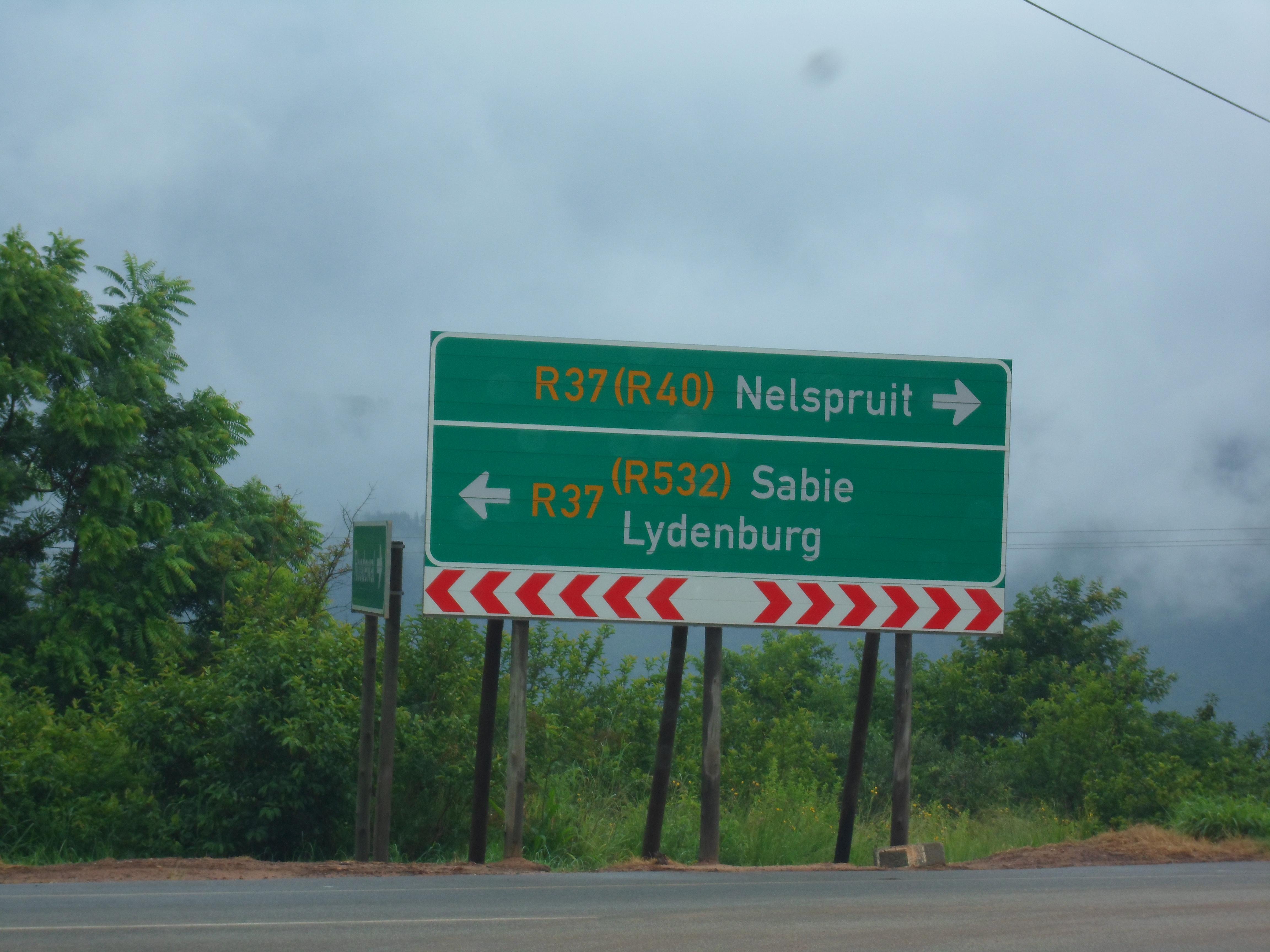 Mpumalanga Province Towns Sam
